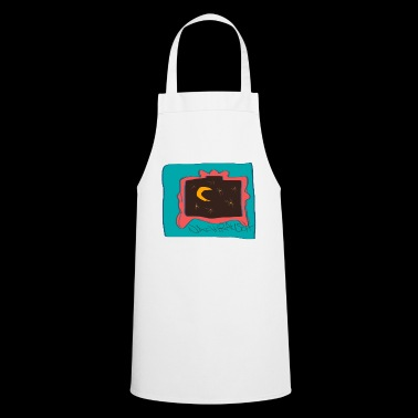 nachtrausch number one - Cooking Apron