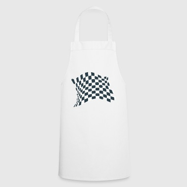 dragster racer automotive car racing car2 - Cooking Apron
