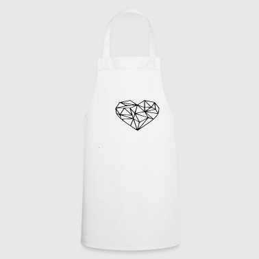 heart - Cooking Apron