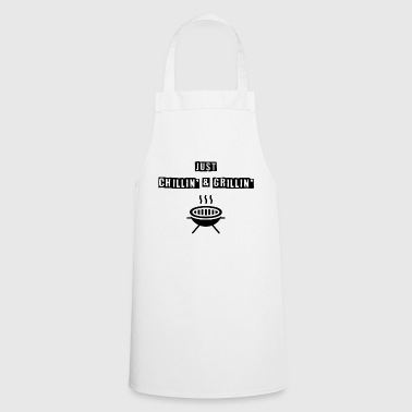 Chill - Cooking Apron