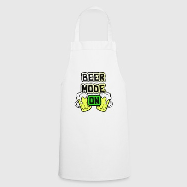 Beer mode on - Cooking Apron