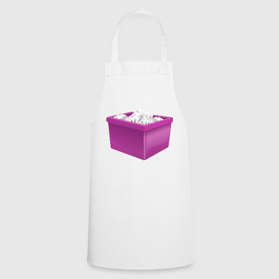 Trashcan - Cooking Apron