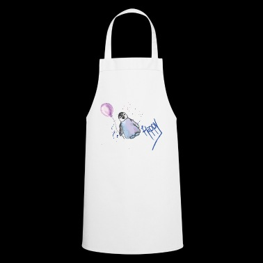 Happy the baby penguin - Cooking Apron