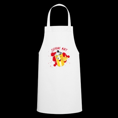 spray - Cooking Apron