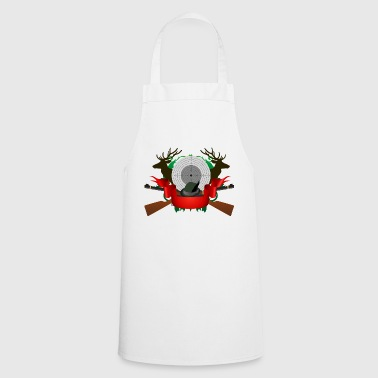 To hunt - Cooking Apron