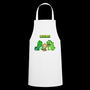 Carlos birthday gift - Cooking Apron