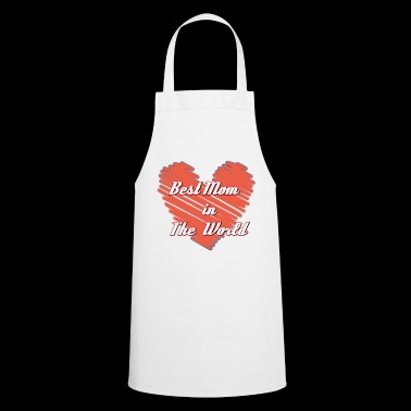 best mom - Cooking Apron
