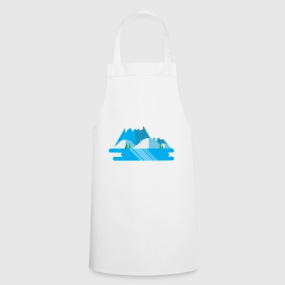 Mountain - Cooking Apron