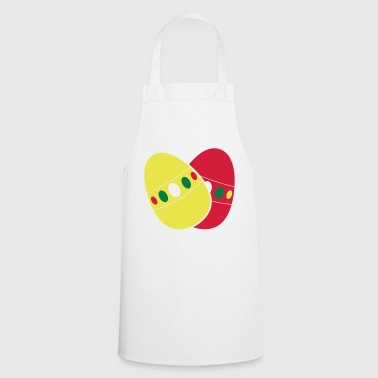 Easter Egg Easter Egg Easter Bunny Easter Bunny Gift 3 - Cooking Apron