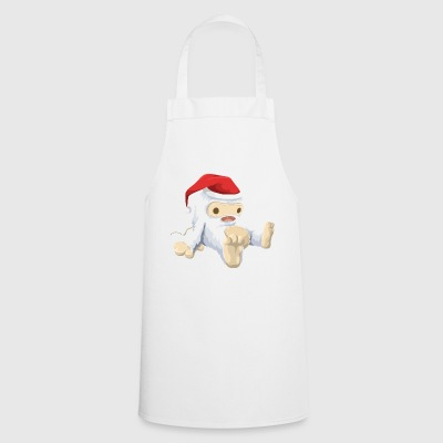 Santa Claus - Cooking Apron