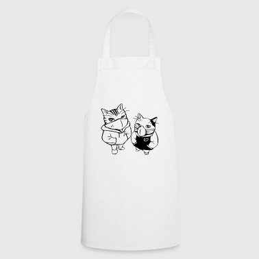 Masked masks - Cooking Apron