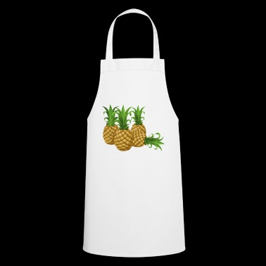 Pineapples - pineapple - Cooking Apron