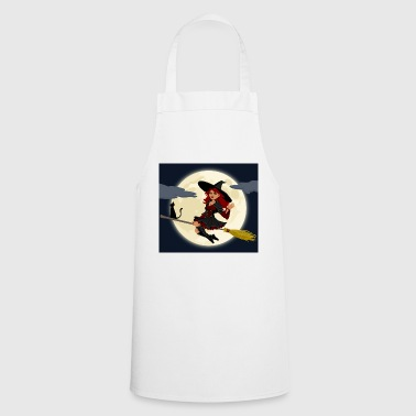 naughty witch - Cooking Apron