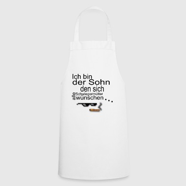 Son mother-in-law - Cooking Apron