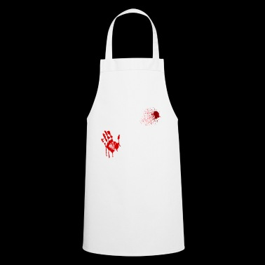 My Zombie killing shirt - halloween - horrror - Cooking Apron