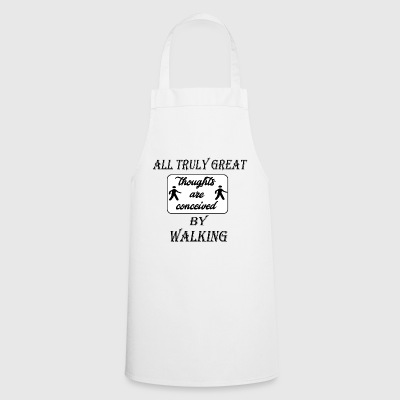 great thoughts - Cooking Apron