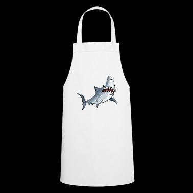 shark - Cooking Apron