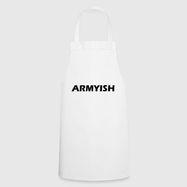 army - Cooking Apron