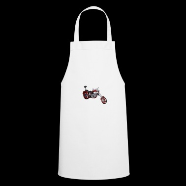 Motorcycle / Chopper - Cooking Apron