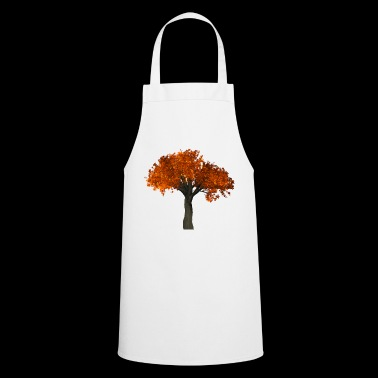 Autumn tree Autumn season - Cooking Apron