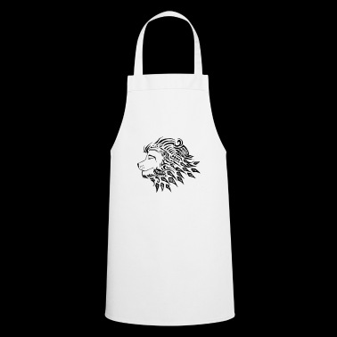 Tribal Lion - Cooking Apron