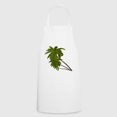 Palm trees - Cooking Apron
