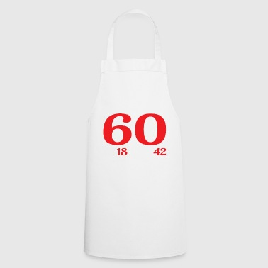 I'm Not 60 Birthday T-Shirt Gift - Cooking Apron