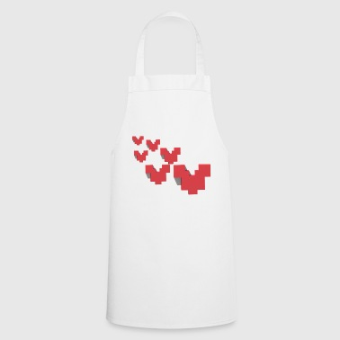 Strange hearts - Cooking Apron