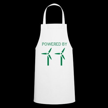 wind energy - Cooking Apron