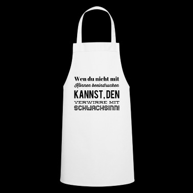 Whom you can not impress with the - Cooking Apron