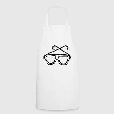 glasses - Cooking Apron