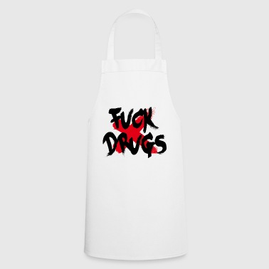 2541614 15708967 drugs - Cooking Apron