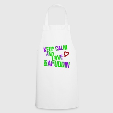 Keep Calm Heart - Cooking Apron