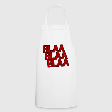 RedBlaa - Cooking Apron