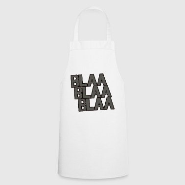 Gray Blaa - Cooking Apron