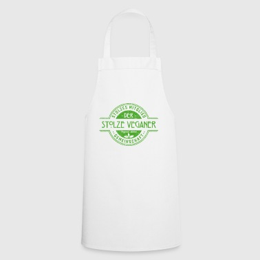 Proud Vegan Athletes Community Gift - Cooking Apron