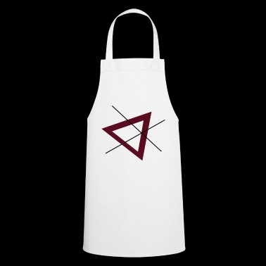 triangle - Cooking Apron