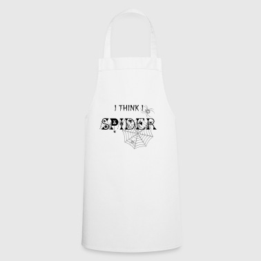 i think i spider - Cooking Apron