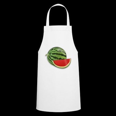 A juicy watermelon - Cooking Apron