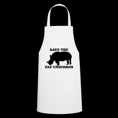 Fat unicorn - Cooking Apron