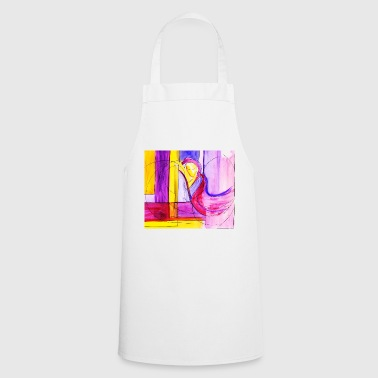 art - Cooking Apron