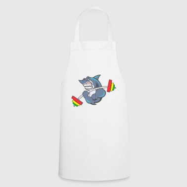Shark Cross-fit - Cooking Apron