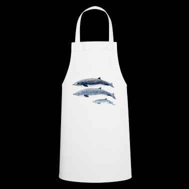 Blainville's beaked whale - zifio - Baleine à bec - Cooking Apron
