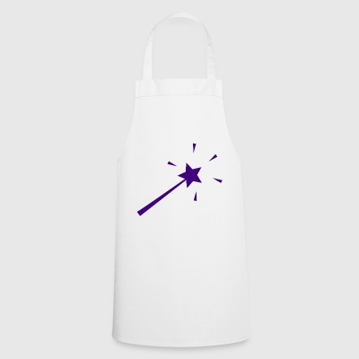 Wizard Wizard Sorcerer Magic Magic Witch Magic - Cooking Apron