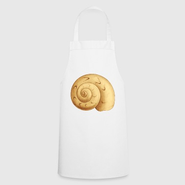 Jewelry seashell - Cooking Apron