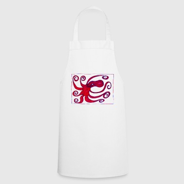Octopus 4 - Cooking Apron
