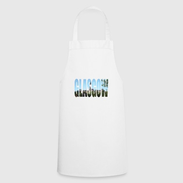 GLASGOW SCOTLAND - Cooking Apron