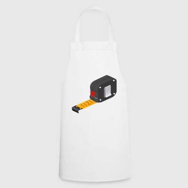 tape measure - Cooking Apron