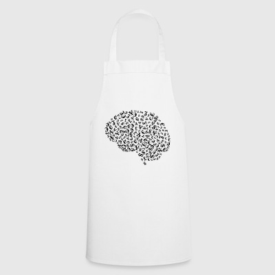 Money Brain - Cooking Apron