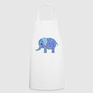 Elephant babies - Cooking Apron